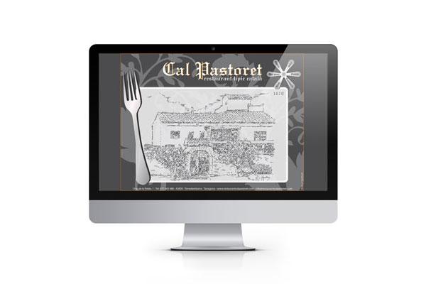 Site Restaurant Cal Pastoret